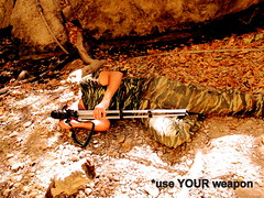 *use YOUR weapon (Miltos G.) Tags: army photographer weapon