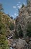 Boulder Falls (Rocky Pix) Tags: county trees sky foothills mountain fall water clouds rockies colorado pix longmont rocky boulder handheld eddie nikkor pastoral f11 boulderfalls 38mm rockypix normalzoom 125thsec wmichelkiteley 2470mmf28f28g