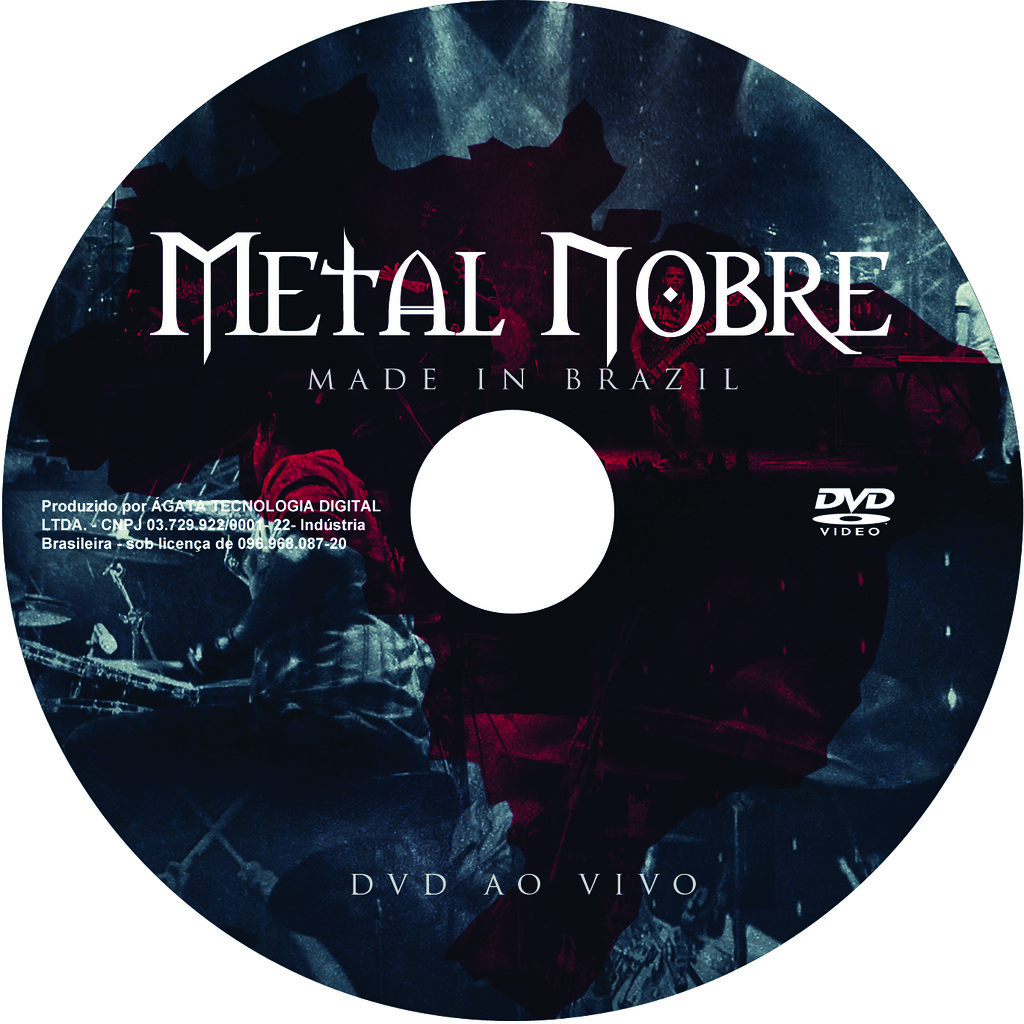 cd metal nobre made in brazil gratis