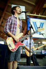 Kenny Vasoli // Vacationer @ Rock The Vote (Julia Rose Photography) Tags: rockthevote vacationer vacationermusic