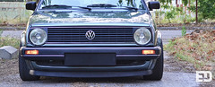 "VW Golf mk2 by Arch • <a style=""font-size:0.8em;"" href=""http://www.flickr.com/photos/54523206@N03/8005779606/"" target=""_blank"">View on Flickr</a>"