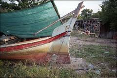 * (-nasruddinmukhtar-) Tags: film beach analog port 35mm boat shoreline malaysia analogue 135 kelantan contaxt2 bachok carlzeisssonnart38mmf28 nasruddin nasruddinmukhtar efinitisuperuxi200
