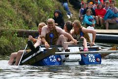 Lowland Games Raft Race (lens buddy) Tags: uk sport canon fun glamour somerset rafting fancydress muchelney langport thorney eos50d rafti eos7d sydenhamcameraclub crazyrafting lowlandgames2012