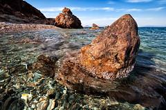 Trasparenze all'Isola d'Elba (Italy) (Massimo Ciotti - (Alfaluna)) Tags: sea italy nature landscape nikon elba italia mare natura paesaggi paesaggio isola 1024 isoladelba d90