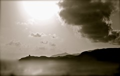 "nebbia a bassa quota ("" paolo ammannati "") Tags: sardegna sea italy panorama me italia tramonto nuvole mare sardinia photographer estate top natura ombre cielo nebbia ricordi viaggi isles bosa biancoenero isole paoloammannati albeetramonti effettinaturali"