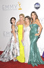 Ariel Winter, Julie Bowen, Sarah Hyland, Sofia Vergara 64th Annual Primetime Emmy Awards, held at Nokia Theatre L.A. Live - Press Room Los Angeles, California