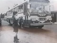 Hino RC 200P # 3206 Servicio Extra (Adrian (Guaguas de Cuba)) Tags: bus buses hino rc leyland oldbus 200p 日野 transporteinterprovincial omnibusnacionales