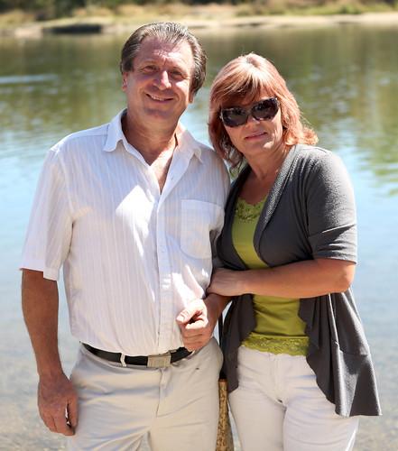 Sergey & Zina Rotar