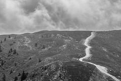 Monte Baldo (mimmotamburro) Tags: biancoenero blackwhite panorama paesaggio landscape canon 70d sigma1750