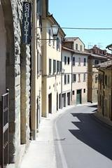 Via Gino Severini, Cortona (benharwood1970) Tags: cortona italy tuscany toscana italia gabinetti explored nikon urban