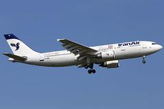 EP-IBB 15082016 (Tristar1011) Tags: fra frankfurtmain eddf airbus a300600 a306 iranair epibb