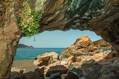 busaglia beach in CORSICA (corsicagwen) Tags: plage galets rochers mer mditerrane corse corsica sea beach ro rocks