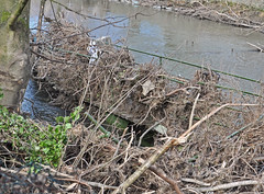 369. That was 'our' bridge, that was!! (J.C. Carter) Tags: cumbria lakeland lakedistrict keswick rivergreta bridge damage destruction wreckage stormdesmond flood knightsbridge