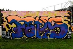 Pihlajamen nuorisopuiston katutaideseint 2016 (Helsinki street art office Supafly) Tags: pihlis pihlajamki pihlajamennuorisopuisto savela helsinki helgraffiti harrastus helsinkistreetart urban art work spray street suomi spraypaint suvilahti streetarteverywhere spraycan streetartistry finland graffiti wall graff graffitiaita life katutaide katutaidesein katutaideaita katukulttuuri legal colorful color colorart visithelsinki