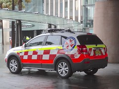 Sydney Ambulance (ampledriving) Tags: holden sydney nsw captiva