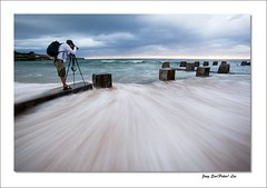 Morning beach (jongsoolee5610) Tags: seascape coogee coogeebeach sydney australia photographer sea greatphotographers