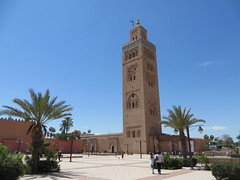 Marrakesh Koutoubia_9962 (JespervdBerg) Tags: holiday spring 2016 africa northafrican tamazight amazigh arab arabic moroccanstyle moroccan morocco maroc marocain marokkaans marokko marrakech marrakesh koutoubia