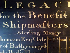 lettering (langustefonts) Tags: handpainted aberdeen lettering handwriting letters u017f