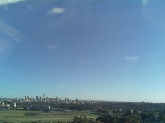 Sydney 2016 Aug 27 07:58 (ccrc_weather) Tags: ccrcweather weatherstation aws unsw kensington sydney australia automatic outdoor sky 2016 aug earlymorning