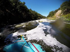 Rafting the Klamath River: Bermuda Triangle (Class III, Mile 5.6) (BLMOregon) Tags: rafting rapids raft pov klamath river wild scenic blm bureauoflandmanagement upperklamath recreation oregon klamathfalls bermudatriangle