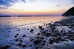 Boat alignement (Mario Ottaviani Photography) Tags: sony sonyalpha sea seascape dawn alba italy italia paesaggio landscape travel adventure nature scenic exploration view vista breathtaking tranquil tranquility serene serenity calm walking boat alignment reefs