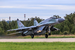 MiG-29SMT (RealHokum) Tags: mikoyan mig29smt fighter fulcrum russianairforce airshow aircraft airplane kubinka ef200400 army2016
