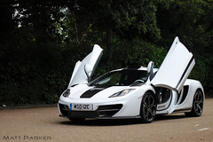 Informative Plate (MJParker1804) Tags: mclaren mp4 12c mso special operations v8 twin turbo supercar
