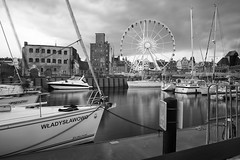 (JarHTC) Tags: sigma dp1s foveon marina wheel waterfront