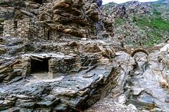 Inside Avlakas, Ikaria (egotoagrimi) Tags: ikaria avlakas monokampi wildcamping wildswimming ravine cove bridge beach aegean greece    hiking agrimi architecture house spooky ghosts schistrock june