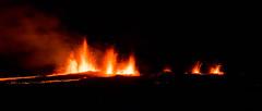 Eruption du 11/09/2016 (LandAndNightscape) Tags: 974 reunionisland runion volcan volcano pitondelafournaise eruption longexposure poselongue bulb fournaise lave lava ngc