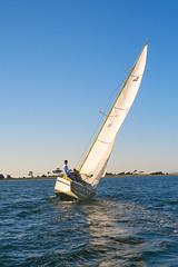 Caveat (Lostboy Photography) Tags: thunderbird sailboat sailboats sail sailing sky ocean water point wilson pointwilson wind