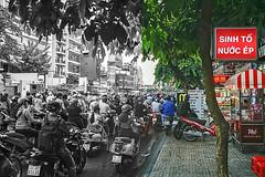 Ho Chi Minh City (pavel conka) Tags: ho chi minh city thnh ph h ch si gn conka vietnam 2016 people black white color bw