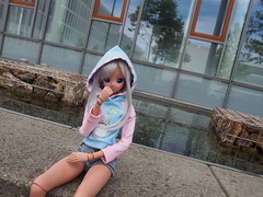 More pics of Chitose (sh0pi) Tags: smart doll chitose tan skin skinned tanned danny choo culture japan 2016