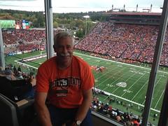 4223Suite (sampers56) Tags: football stadium suite orange black
