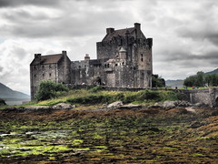 Eilean Donan Castle 3 (Jan Enthoven) Tags: scotland highlands eilean donan castle panorama vista dornie