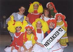 1992-dolls (City of Davis Media Services) Tags: 1992 nutcracker