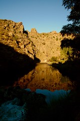 Reflections In The Canyon (Chamblin1) Tags: colorado canyon sunset reflections landscape
