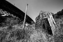 IMG_3875 (NinjaWeNinja) Tags: canon 6d 1634 wide angle black white blackandwhite sf san francisco sanfrancisco contrast fort baker fortbaker golden gate bridge goldengatebridge california high