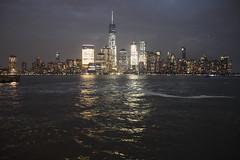 New York Skyline (joseph a) Tags: newyorkskyline lowermanhattan hudsonriver oneworldtradecenter newyorkharbor newyorkcity manhattan newyork jerseycity newjersey skyline