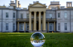 (donna leitch) Tags: hamilton ontario dundurn castle architecture museum historic crystal ball