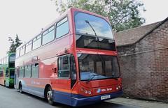 1832 HF05GGX (PD3.) Tags: south coast eastleigh hampshire england uk bus buses psv pcv hants goahead go ahead lyndhurst new forest volvo east lancs 1832 hf05ggx hf05 ggx lymington