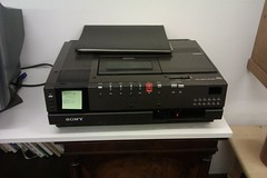 Betamax! (Howard Dickins) Tags: video sony jacobs 1980s vcr betamax c7 jacobsantiquemarket