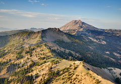 The West is Best (D.H. Parks) Tags: mountains landscape wideangle summit goldenhour circularpolarizer lassenvolcanicnationalpark lassenpeak lassennationalpark brokeoffmountain sigma1020 nikond5100