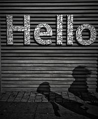 Hello (mel's_photos) Tags: street bw 4 iphone blackwhitephotos iphoneography