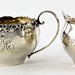 S31. International Sterling Silver Sugar & Creamer