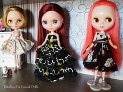 Dorinha, Sophie e Dafne!
