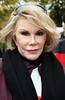 Joan Rivers participating in 'The 14th Annual Race to Deliver is Gods Love We Deliver' which delivers meals to homebound AIDS patients New York City, USA