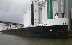 American Mariner (William Wilson 1974) Tags: lake ny water river niagarafalls boat canal buffalo ship vessel cargo wny