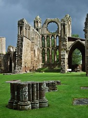 Elgin Cathedral. (Kingfisher 24) Tags: scotland ruin historicscotland moray elgincathedral