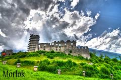 Castel Belfort (TN) (Luca Morlok) Tags: castle nature nikon ghost trento mura castello fantasma hdr trentino belfort rovine spormaggiore cavedago morlok d7000 lucamorlok